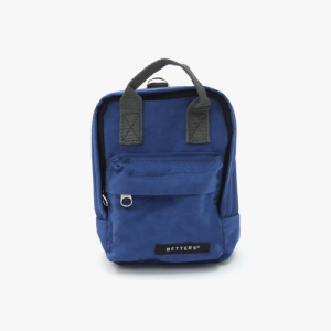 Basic Backpack (Blue)