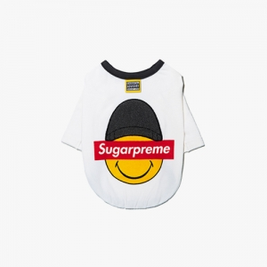 SUGARPREME_HEATEC TOP WHITE