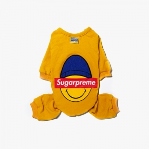 SUGARPREME_HEATEC ALL in ONE YELLOW