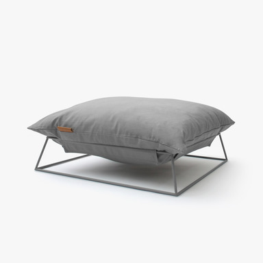 Castella Cushion (Gray)