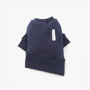 White Label Crew Top (Navy)