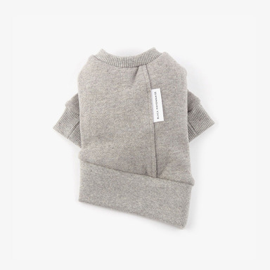 White Label Crew Top (Gray)