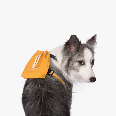 Bucket Backpack (Yellow)