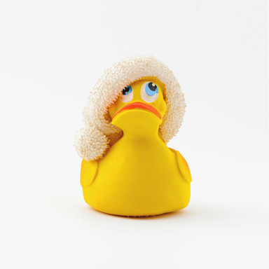 Rubber Duck_산타덕