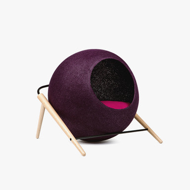 The Ball (Plum)
