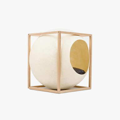 The Cube_Wood (Champagne)