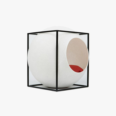 The Cube_Metal (Ivory)