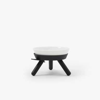 Oreo Table (Black/Short/Small)