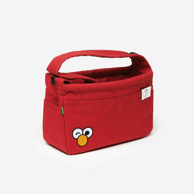 SST. Canvas Sling Bag (Elmo)