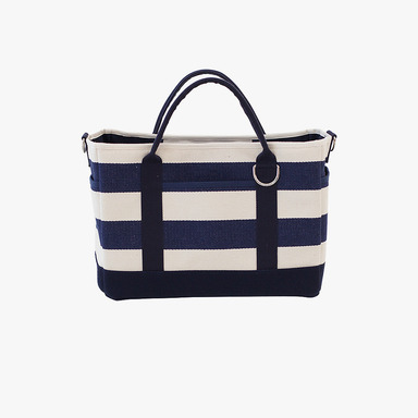 Cross Carry Bag (Stripe)