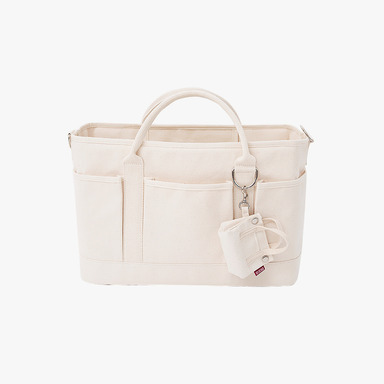 Cross Carry Bag (Ivory)