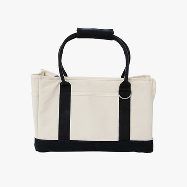 Shoulder Carry Bag (Ivory)