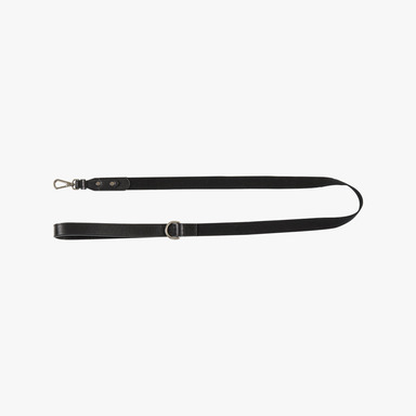 Leather Leash (Black)