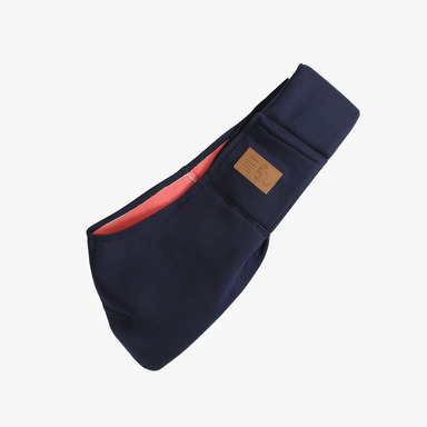 Kangaroo Sling Bag (Navy)