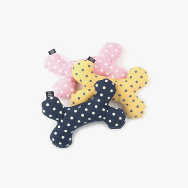 Dots Bone Toy (3color)