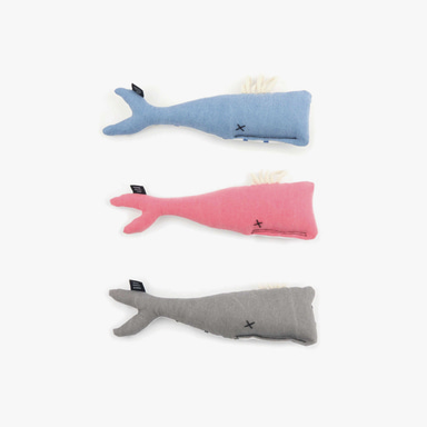 Whale Toy (3color)