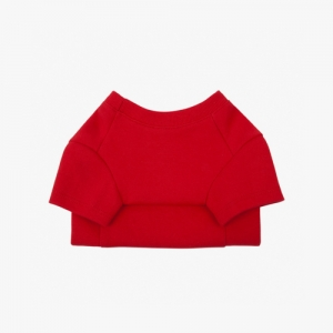 Cotton T-Shirt Red